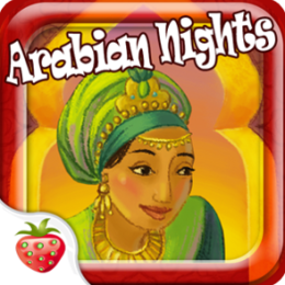 Arabian Nights - Hidden Difference