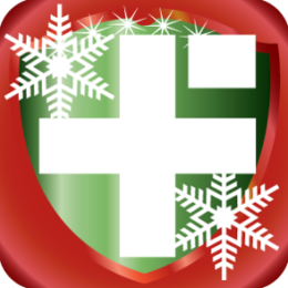 XmasCalc HD+ (Animated Tape Calculator for Kids and Adults)