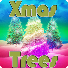 Xmas Trees Live Wallpaper