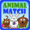 Preschool Animal Match