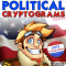 Political Cryptograms by Puzzle Baron, Volume 5