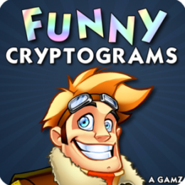 Funny Cryptograms by Puzzle Baron, Volume 7