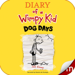Diary of a Wimpy Kid: Dog Days (Audio Book)
