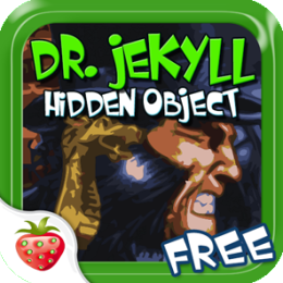 Hidden Object Game FREE - Dr. Jekyll and Mr. Hyde
