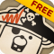 Pirate Scribblebeard's Treasure FREE by Kidoodle - Your child's drawings come to life!