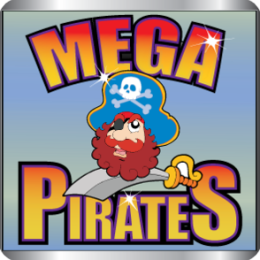 Mega Pirates Slot Machine