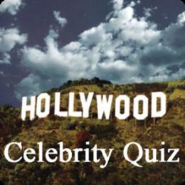 Hollywood Celebrity Quiz