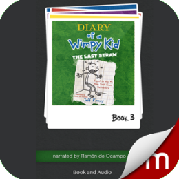 Diary of a Wimpy Kid:Last Straw (Audio Book)