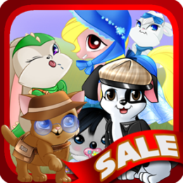 Cute Animals Scene Maker - 50% OFF