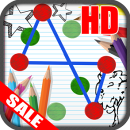 Doodle Spots Connect The Dots Kids Puzzle Game (Nook HD Edition)