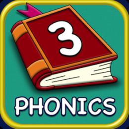 Phonics Write & Play - Third Grade