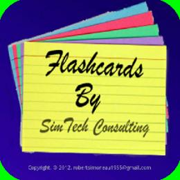 Flashcard (Tablet Edition)