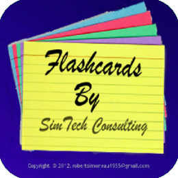 Flashcard (Tablet Edition)