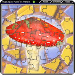 Magic Jigsaw Puzzle 2