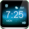 Antair Nightstand HD - Alarm Clock, News, Weather, and Flashlight
