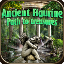 Ancient Figurine: Path to Treasures - Hidden Objects