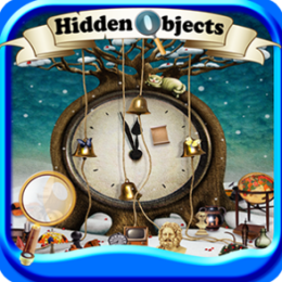 Hidden Objects: Winter Fantasy