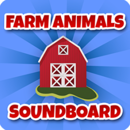 Farm Animals Soundboard
