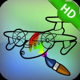 Planes Coloring HD