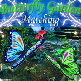 Butterfly Garden Matching