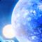 A Blue Universe Live Wallpaper
