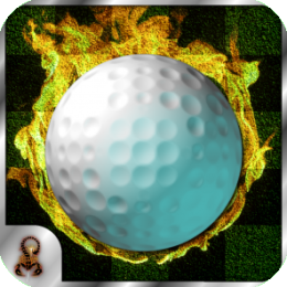Race Golf Ball