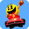 Product Image. Title: PAC-MAN Kart Rally by Namco