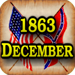 American Civil War Gazette - Extra - 1863 12 - December