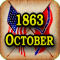 American Civil War Gazette - Extra - 1863 10 - October