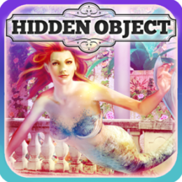 Hidden Object - Mermaids of Serenity