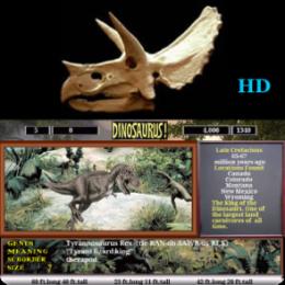 DinoSaurus! - HD