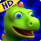Talky Don HD - The Talking Dinosaur - Text, Talk, Joke and Play With Your Funny Animal Friend