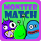 Preschool Monster Match