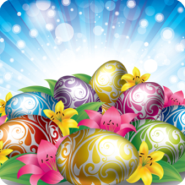 2013 Easter Hidden Objects