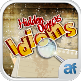 Hidden Objects Idioms