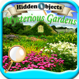 Hidden Objects: Mysterious Gardens