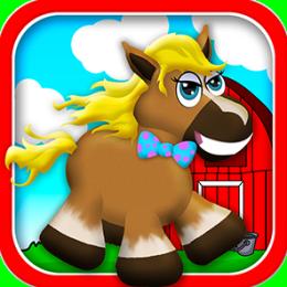 Dress Up: Pretty Pony
