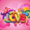 Love Bounce HD Live Wallpaper