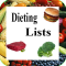 Dieting Lists