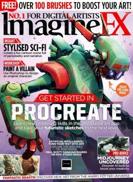 ImagineFX: Sci-fi and Fantasy Art Magazine