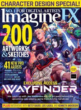 ImagineFX: Sci-fi and Fantasy Art Magazine