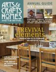 Book Cover Image. Title: Arts and Crafts Homes, Author: Active Interest Media
