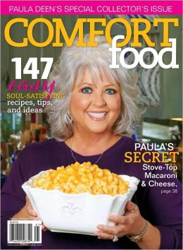 Paula Deen - 2012 Comfort Food Special Issue