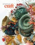 Book Cover Image. Title: American Craft, Author: American Craft Council