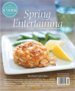 Spring Entertaining 2012