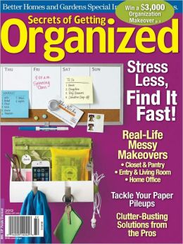 Secrets of Getting Organized 2012