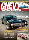 Book Cover Image. Title: Chevy High Performance, Author: TEN: The Enthusiast Network