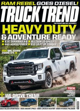 Motor Trend's Truck Trend