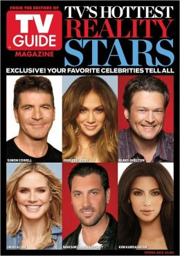TV Guide's TV's Hottest Reality Stars 2012