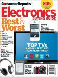 Book Cover Image. Title: Consumer Reports - Electronics Buying Guide June 2012, Author: Consumer Reports